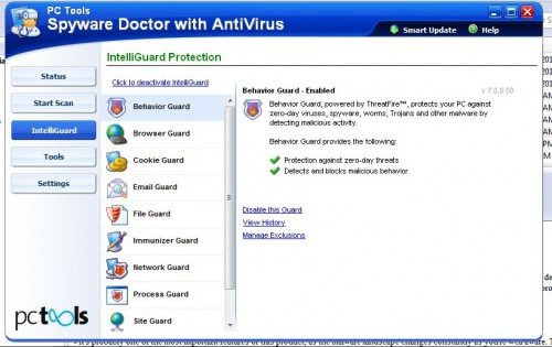 Security and Privacy Computer Software