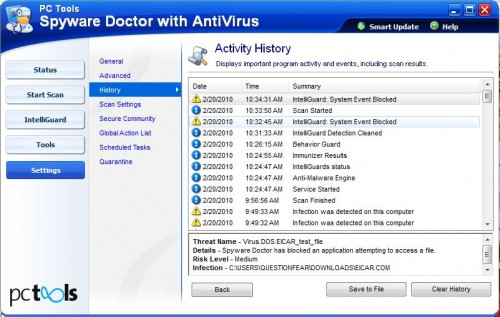 PC Tools Spyware Doctor with Antivirus Review  PC Tools Spyware Doctor with Antivirus Review