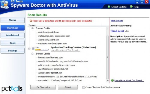 PC Tools Spyware Doctor with Antivirus Review  PC Tools Spyware Doctor with Antivirus Review  PC Tools Spyware Doctor with Antivirus Review