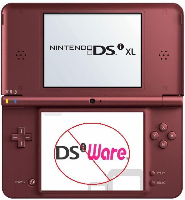Nintendo DSi XL Released ... DSiWare Takes Another Hit