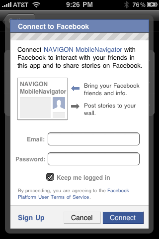 Navigon Pushes out MobileNavigator for iPhone version 1.50  Navigon Pushes out MobileNavigator for iPhone version 1.50  Navigon Pushes out MobileNavigator for iPhone version 1.50  Navigon Pushes out MobileNavigator for iPhone version 1.50