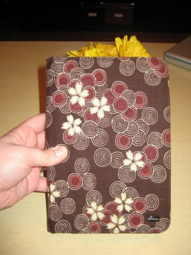 JAVOedge Cherry Blossom and Cork Nook Cases Review
