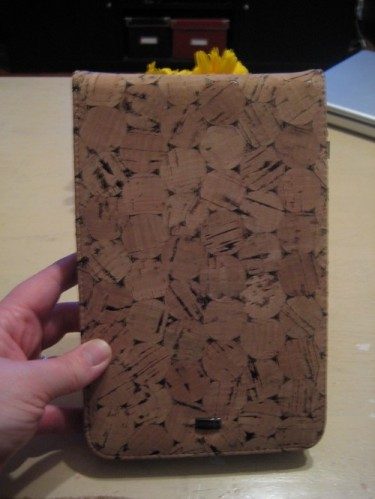 GearDiary Review: JAVOedge Cherry Blossom and Cork Nook Cases!
