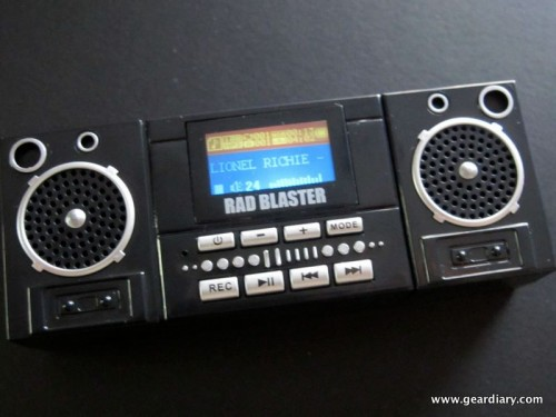 Rad Blaster Review: Don't Always Believe the Hype