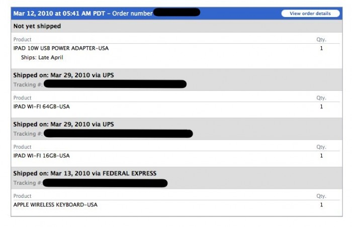 Expecting April 3rd Delivery of Your Apple iPad? Yeah, Good Luck With That!