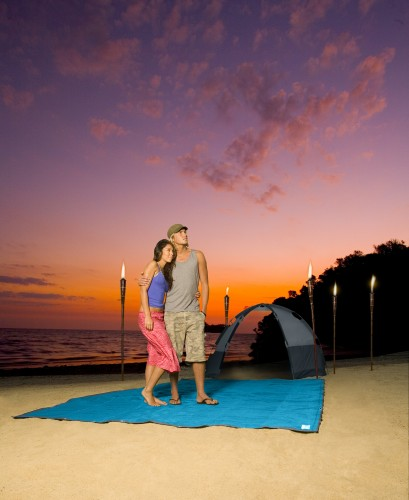 GearDiary Enjoy a Sand-Free Campsite With the CGear Multimat