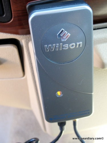 The Wilson Electronics MobilePro Wireless Cellular/PCS Dual-Band 800/1900 MHz Amplifier Review