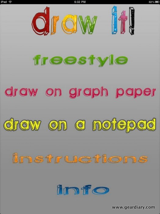 Draw It! for iPad Review