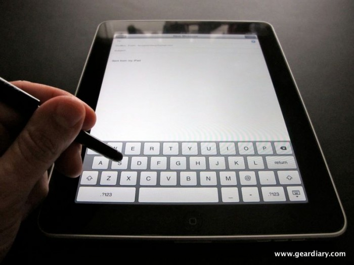 WirelessGround Touch Screen Stylus Review: Reduces iPad Fingerprints