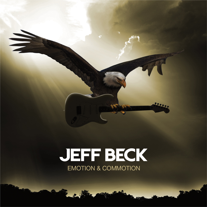 Jeff Beck - Emotion & Commotion Review