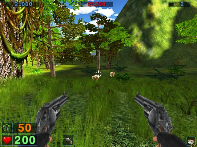 Serious Sam Gold (1st & 2nd Encounter) (2001/2002, FPS): The Netbook Gamer