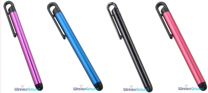 Review:  WirelessGround Touch Screen Stylus, Reduces iPad Fingerprints