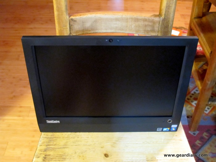 The Lenovo ThinkCentre A70z 1165 as a Digital Picture Frame With Benefits; Why Not?!