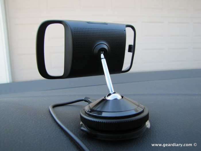 Review of the Google Nexus One Car Dock Kit  Review of the Google Nexus One Car Dock Kit