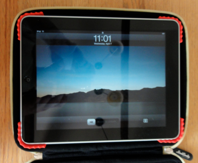 Hard Candy Bubble Sleeve For iPad- Review