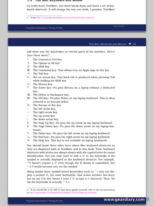 GearDiary How To View PDF Files on iPad