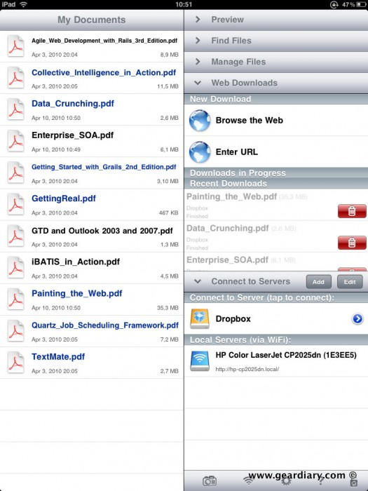 How To View PDF Files on iPad