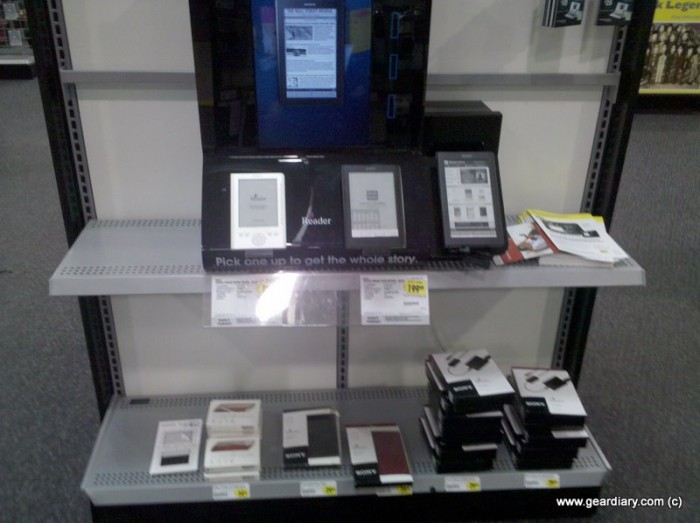 Best Buy Steps up Their eReader Marketing