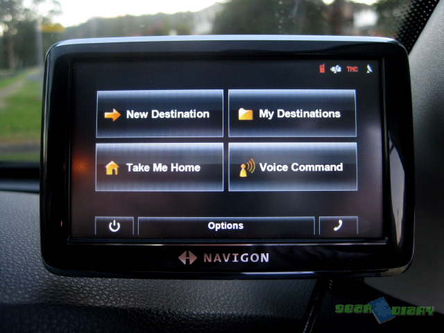 Review: Navigon 6300 Sat Nav  Review: Navigon 6300 Sat Nav  Review: Navigon 6300 Sat Nav  Review: Navigon 6300 Sat Nav  Review: Navigon 6300 Sat Nav