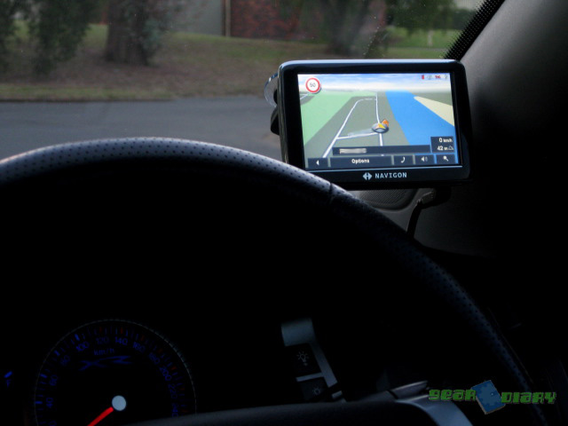 Review: Navigon 6300 Sat Nav