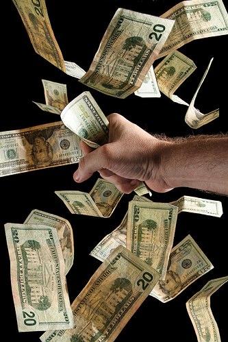 We Rule...Just a Money Grab?!?