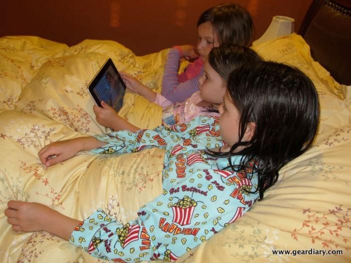 Disney Princess The Frog Digital Ipad Book Review Geardiary