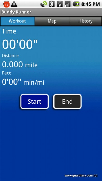 Buddy Runner for Android Review