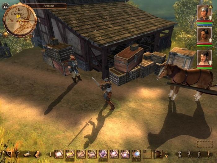 Drakensang the Dark Eye PC Game Review