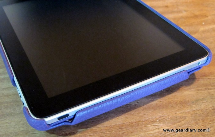 GearDiary The Vaja ivolution Top for Apple iPad Review