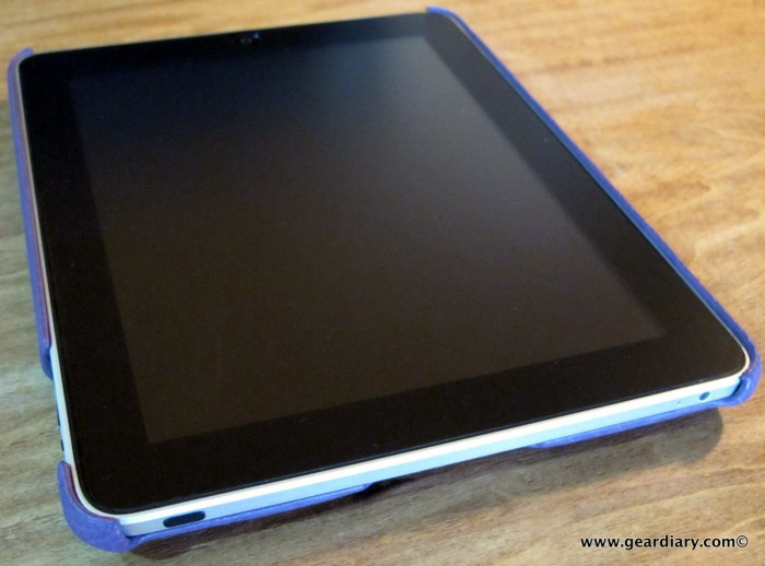 The Vaja ivolution Top for Apple iPad Review