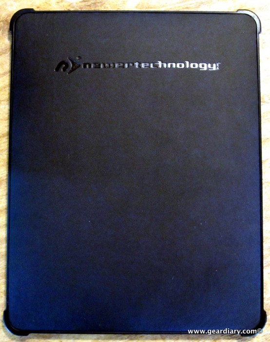 The Newer Technology NuGuard Leather Hard Shell for iPad Review  The Newer Technology NuGuard Leather Hard Shell for iPad Review  The Newer Technology NuGuard Leather Hard Shell for iPad Review