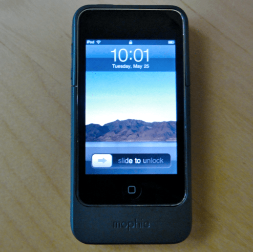 Mophie JuicePack Air For iPod touch - Review