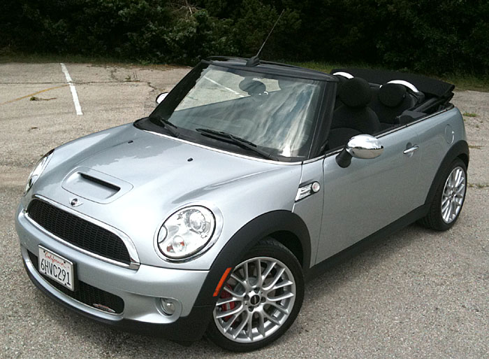 MINI Cooper John Cooper Works convertible – Oliver Twist finally gets his wish  MINI Cooper John Cooper Works convertible – Oliver Twist finally gets his wish