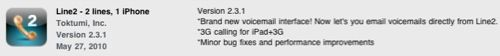 With Line2 Update The iPad Really Is A Phone