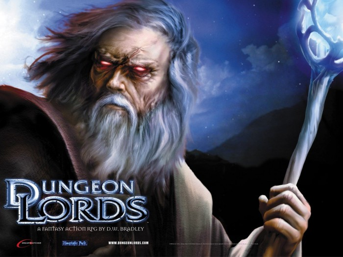GearGames Retrospective: Dungeon Lords (2005, RPG)  GearGames Retrospective: Dungeon Lords (2005, RPG)