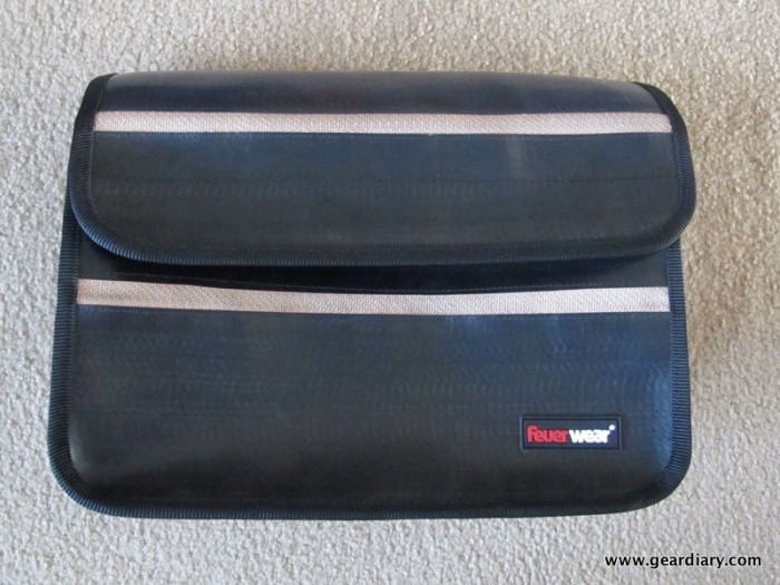 Feuerwear Scott Laptop Bag Review: Each Has a Story to Tell