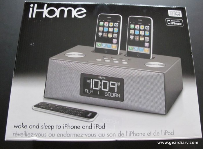 iHome iP88 Review