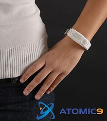 Atomic9 Bluetooth Speakerphone Wristband- Dick Tracy Would Love This! - Review  Atomic9 Bluetooth Speakerphone Wristband- Dick Tracy Would Love This! - Review