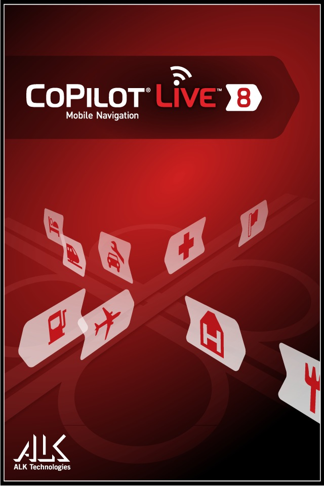 CoPilot Live North America iPhone App Updated for iOS 4 and the iPhone 4 Retina Display