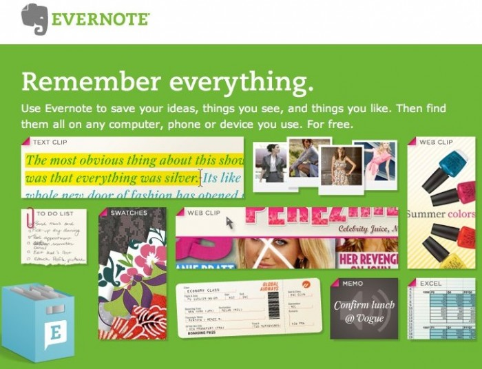 Evernote Updated For iOS- Key New Features Make A Great App Even Better
