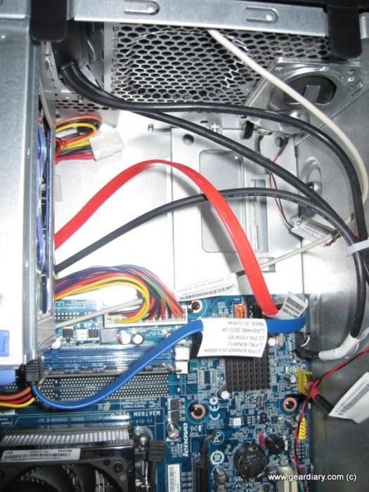 Lenovo A63 Desktop Computer Review