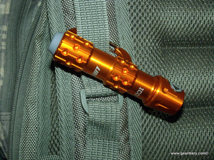 Gear Review: Icon's Solo and Link LED Flashlights