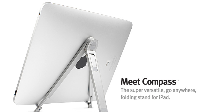iPad Accessory Review: TwelveSouth Compass Mobile Stand for iPad