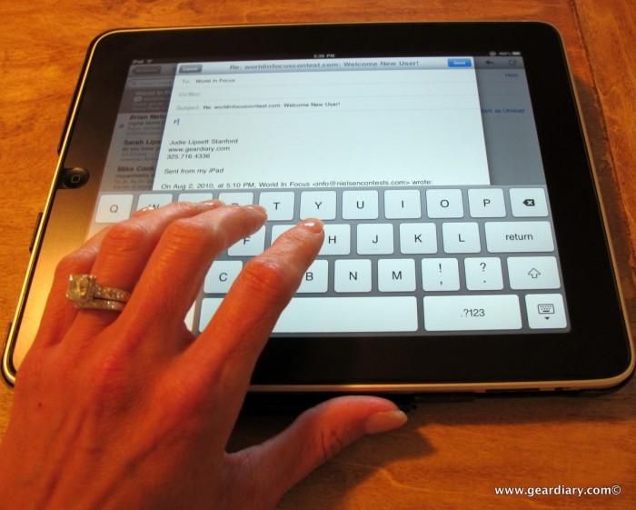 PDair Aluminum Metal Case for Apple iPad Review