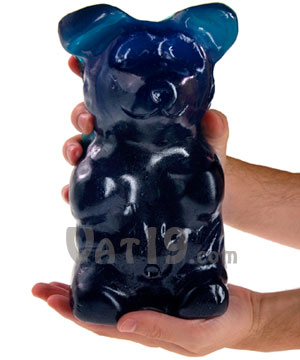 World's Largest Gummy Bear ... What is the Serving Size?