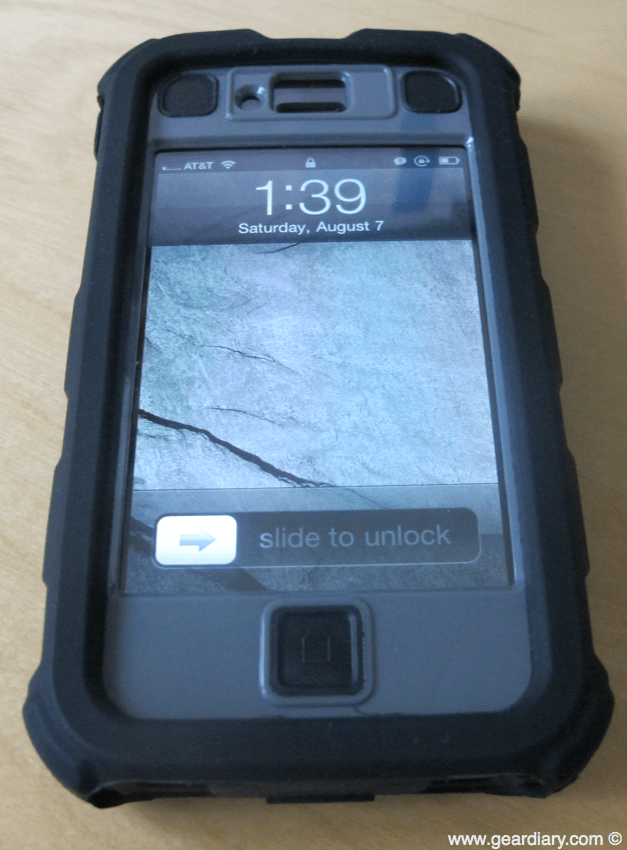 iPhone Accessory Review- Ballistic HC Case for iPhone 4