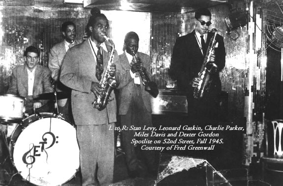 Celebrating Bird - Charlie Parker's 90th Birthday, and 55 Years Since His Death