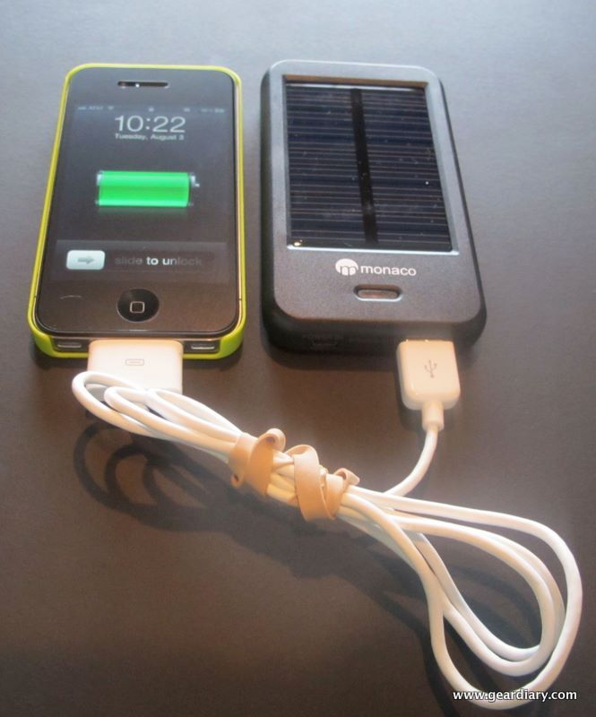 Accessory Review:  Charge Your Mobile Devices With The Power Of The Sun  Accessory Review:  Charge Your Mobile Devices With The Power Of The Sun  Accessory Review:  Charge Your Mobile Devices With The Power Of The Sun  Accessory Review:  Charge Your Mobile Devices With The Power Of The Sun