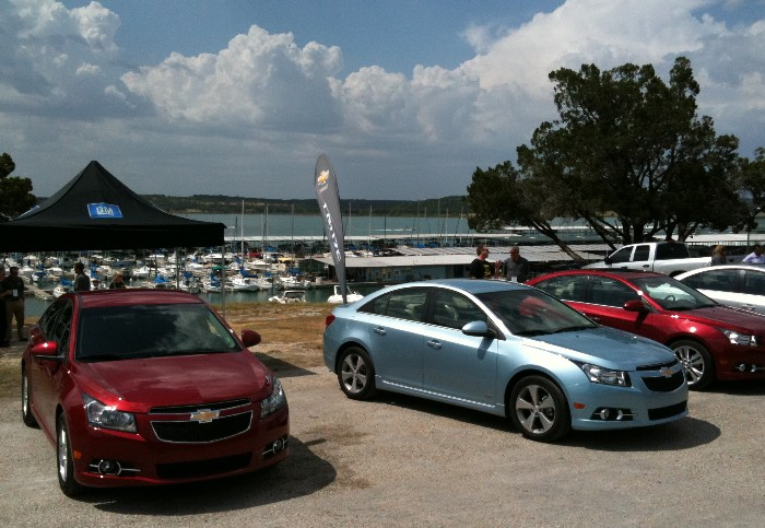 First Drive: 2011 Chevrolet Cruze