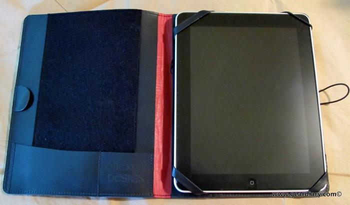 iPad Accessory Review: the River Garden Oberon Design iPad Cover